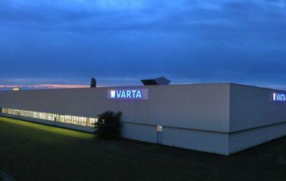 Varta будет производить батареи для электрокаров