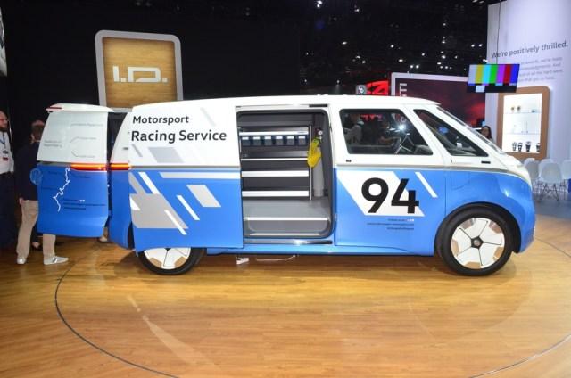Volkswagen I.D. Buzz Caro – история оживает