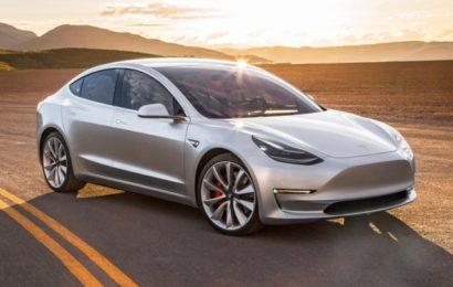 Tesla. 1000 электромобилей в день.