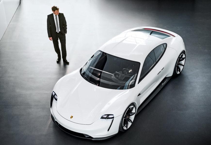 Электромобили Porsche -спрос превышает предложение