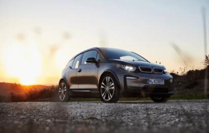 BMW i3 теперь уедет дальше