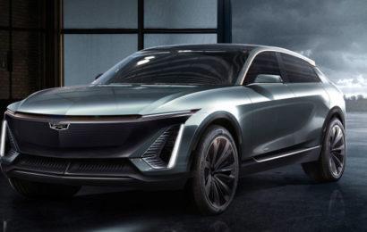 Cadillac выпустит электрический кроссовер